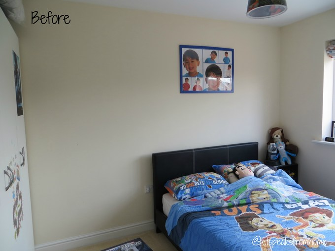Dulux Kids Bedroom In A Box: Dulux Avengers Assemble Mural Review