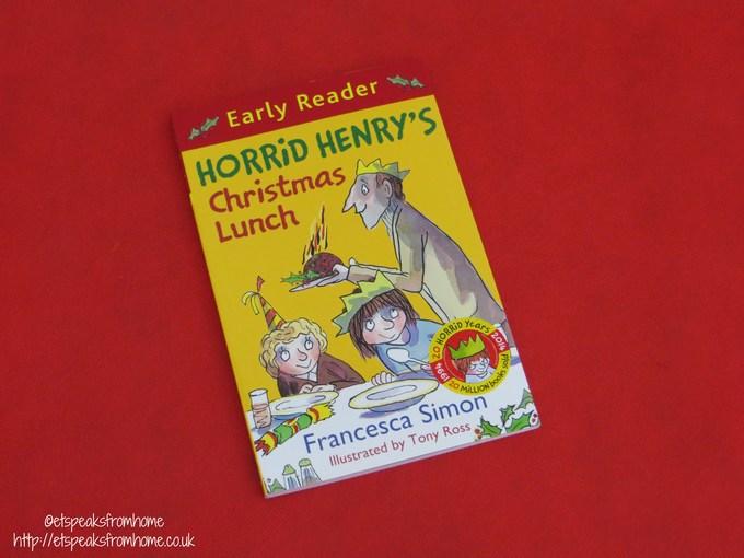 Horrid Henry's Christmas Lunch - ET Speaks From Home