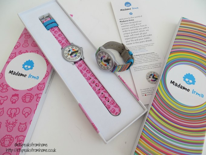 Peppa pig learn to tell the time watch