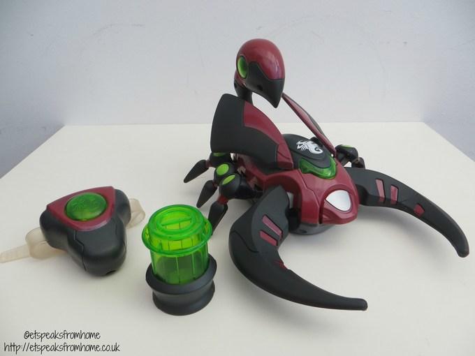 teksta scorpion review