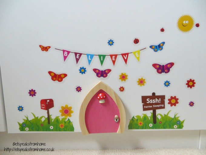 My own fairy review et speaks from home for My fairy door uk