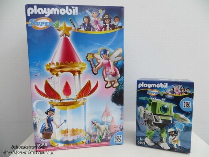 playmobil super 4 review