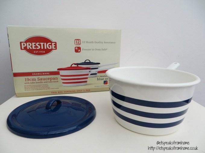 prestige 19cm saucepan