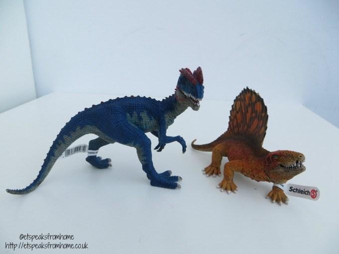 schleich the first dinosaurs