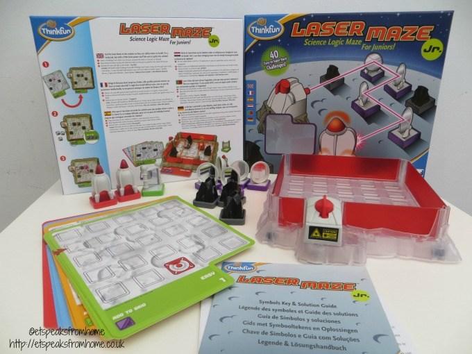 laser maze junior review