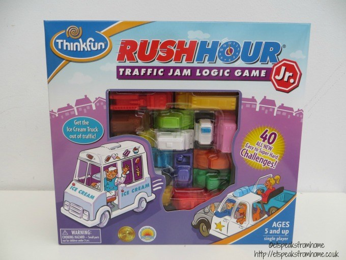 rush hour junior review