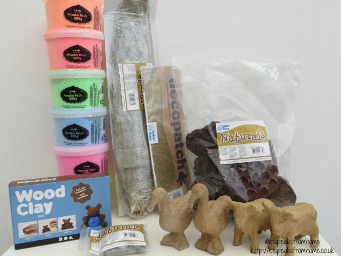 baker ross naturals crafts