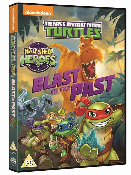 tmnt half shell heroes dvd
