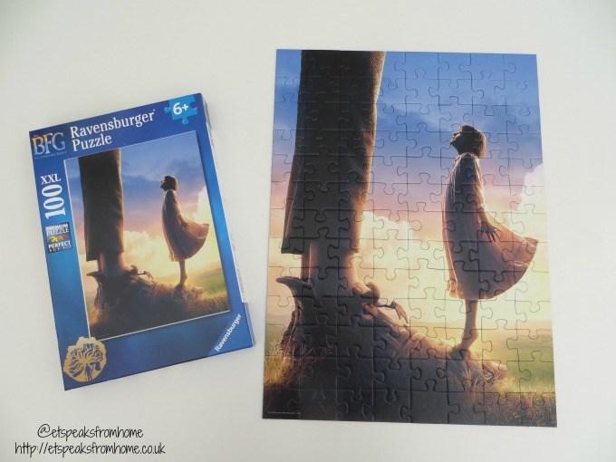 BFG 100XXL Ravensburger Puzzle