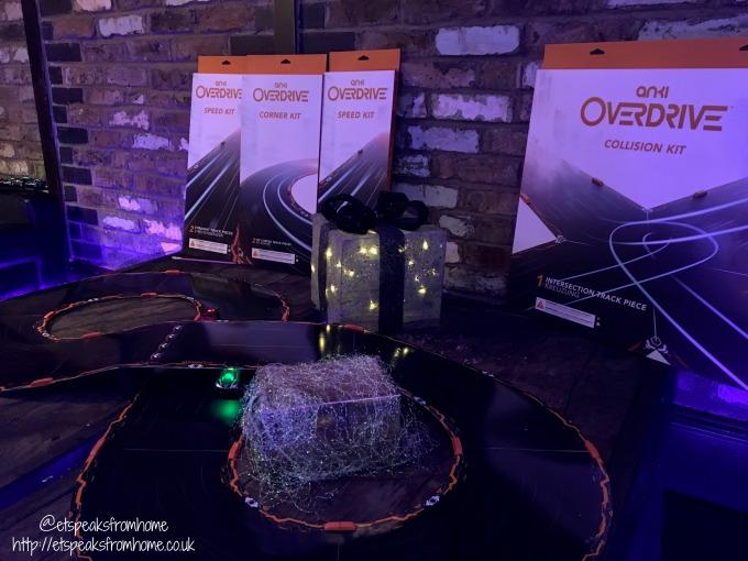 anki overdrive christmas event kit