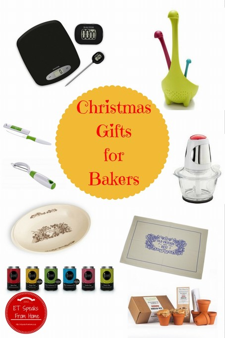 great christmas gifts for bakers