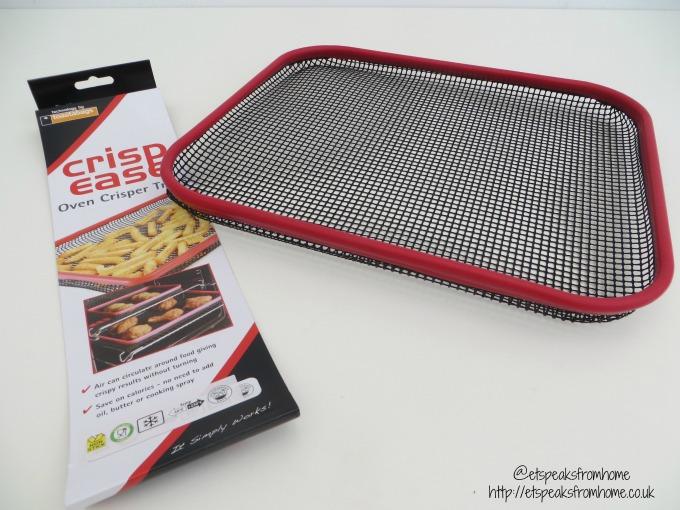 crisp ease oven crisper tray