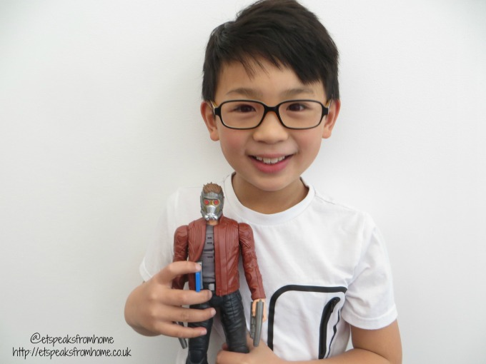 Electronic Music Mix Star-Lord Figure Review