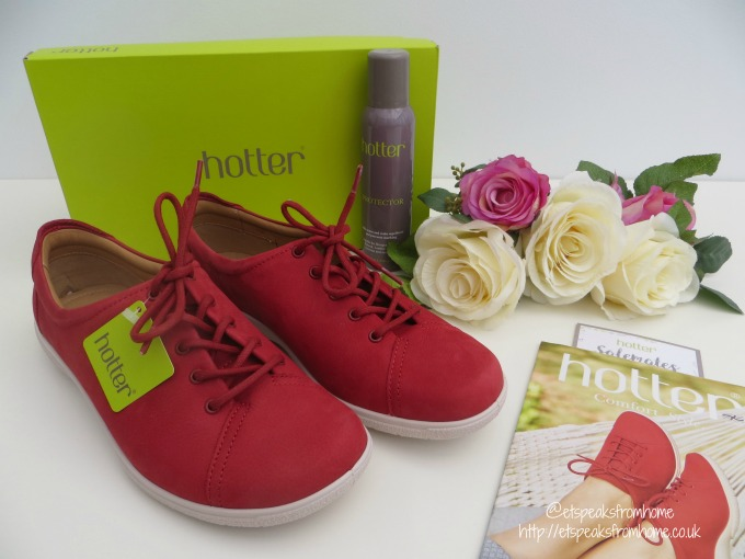 hotter shoes dew review