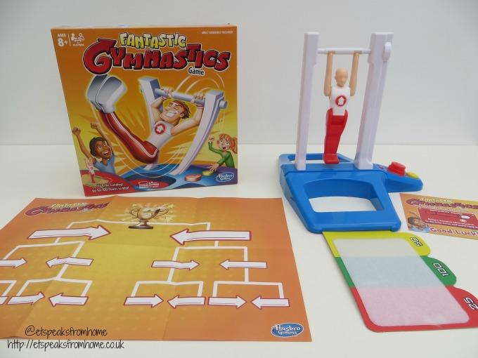 Hasbro Fantastic Gymnastics Game review