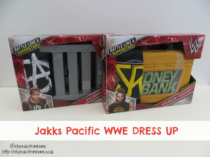 Jakks Pacific WWE Dress Up Review