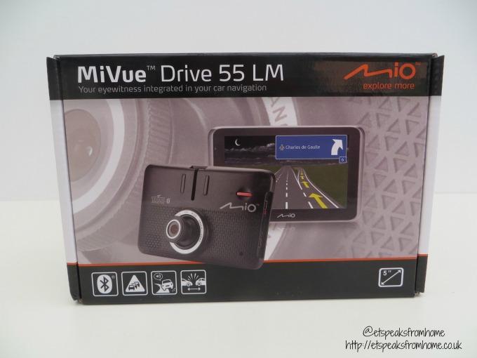 mio MiVue Drive 55 LM