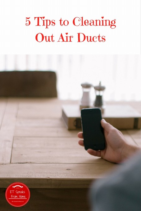 5 Tips to Cleaning Out Air Ducts