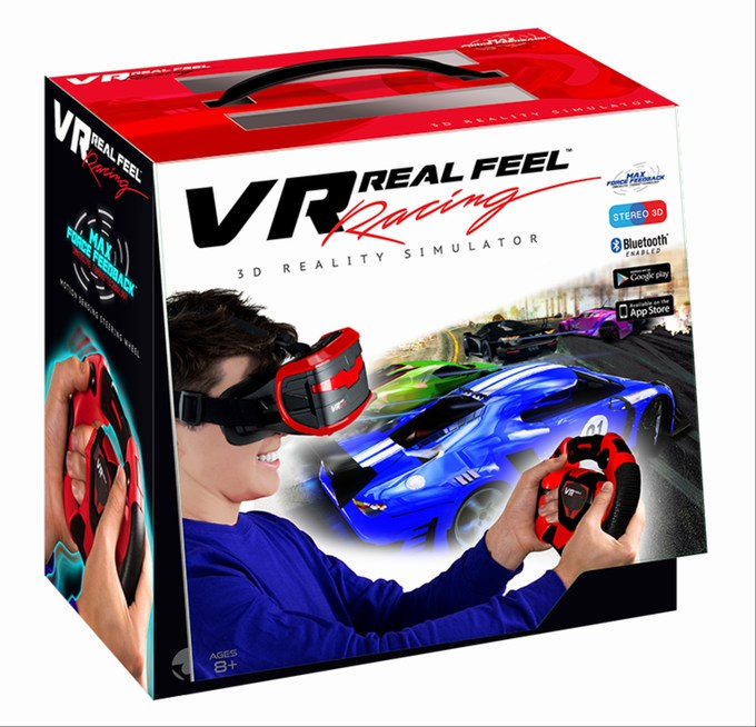 VR Real Feel Racing System Review - ET Speaks From Home