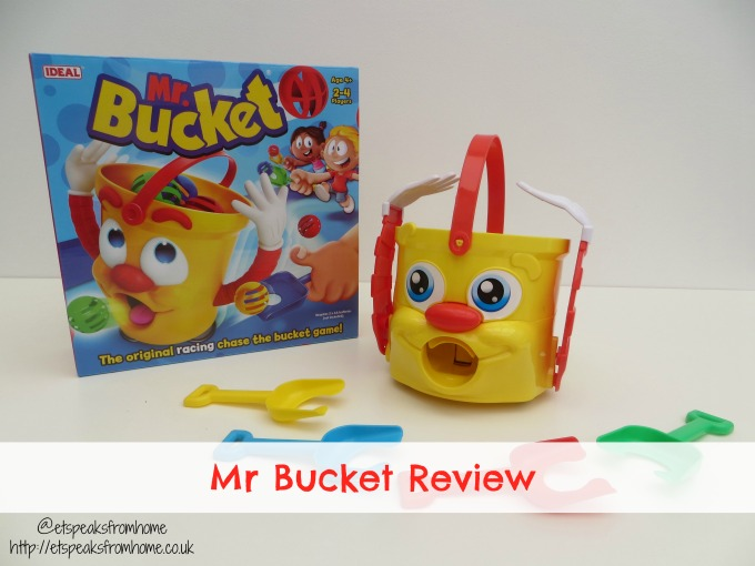 mr bucket game review