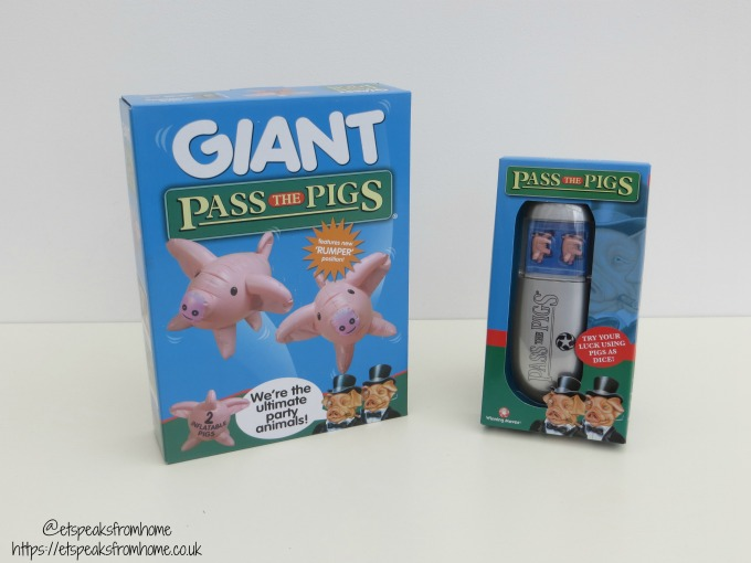 pass the pigs game review