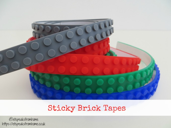 Sticky Brick Tape Review