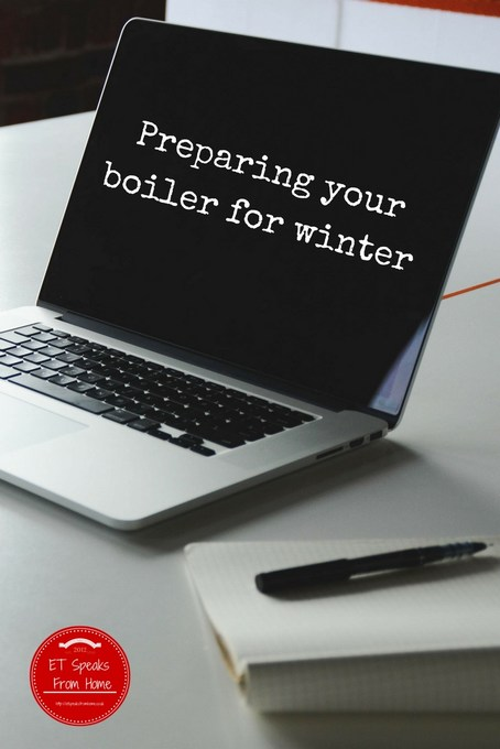 Preparing your boiler for winter