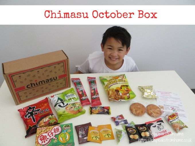 chimasu october review