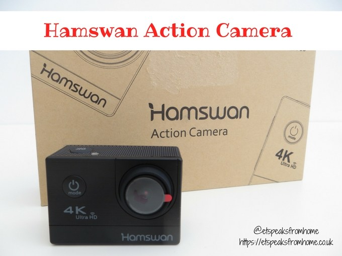 hamswan action camera review