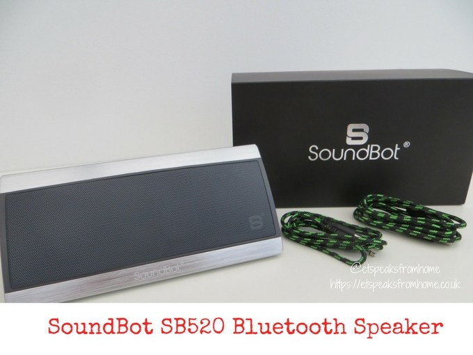 soundbot sb250 bluetooth speaker review