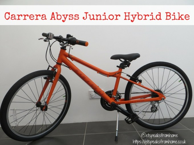 Carrera Abyss Junior Hybrid Bike
