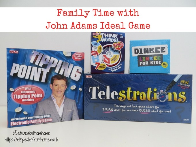John Adams Ideal Game tipping point playing