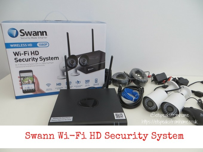 Swann wi-fi hd security camera review