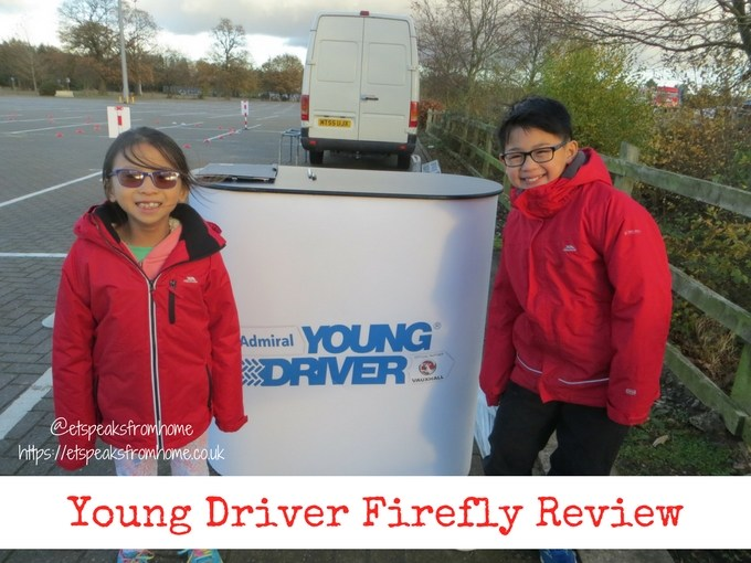 Young Driver Electric Firefly review