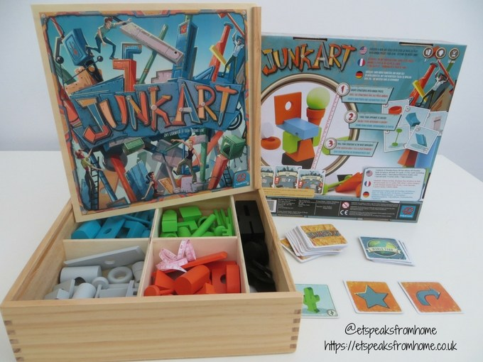 junk art game review