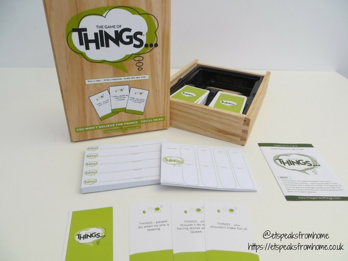the game of things review