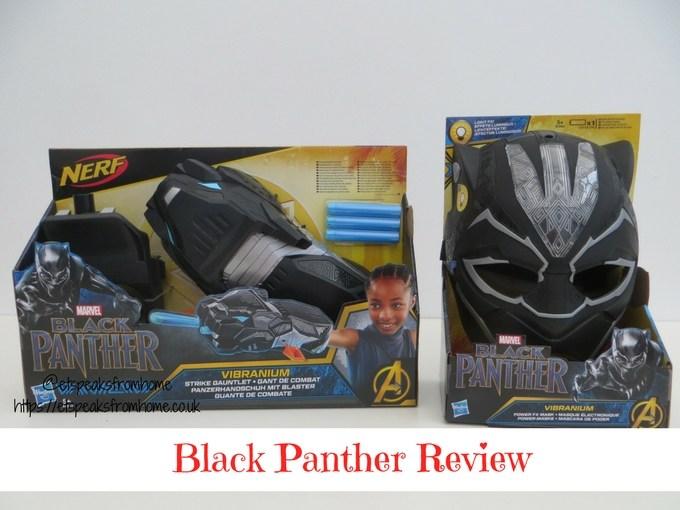 Black Panther Vibranium Mask & Strike Gauntlet Review