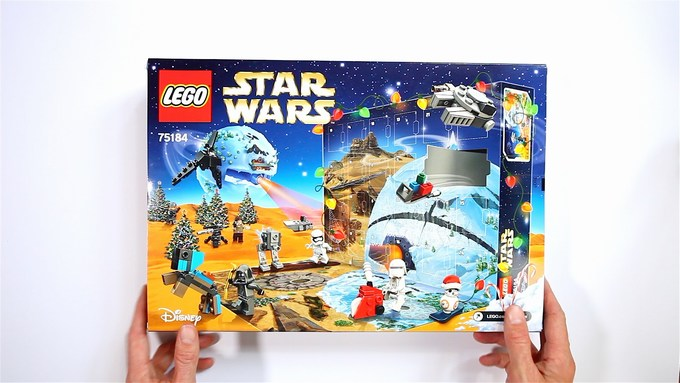 LEGO Sustainable Star Wars Advent Calendar 2017