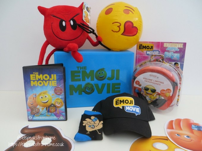 The Emoji Movie Review