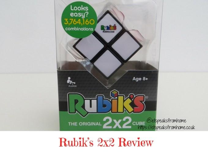 Rubik's 2x2 Cube Review