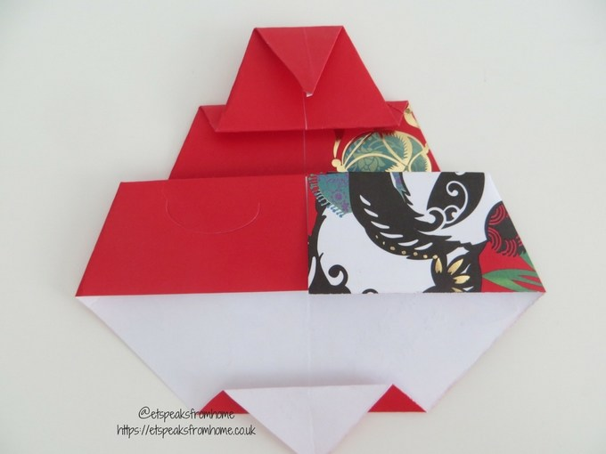 Origami Graduation Cap Step By Step