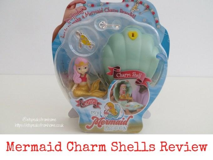 Mermaid Charm Shells review