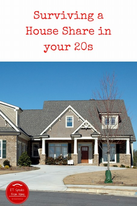 Surviving a House Share in your 20s