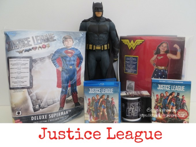 justice league goody