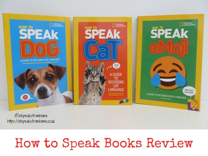 National Geographic Kids How to Speak books review