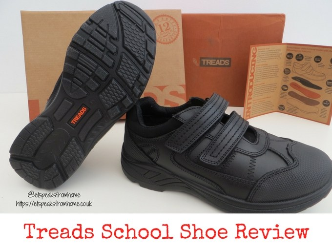 treads school shoe review