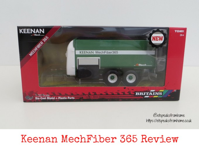 Britains Keenan MechFiber 365 review