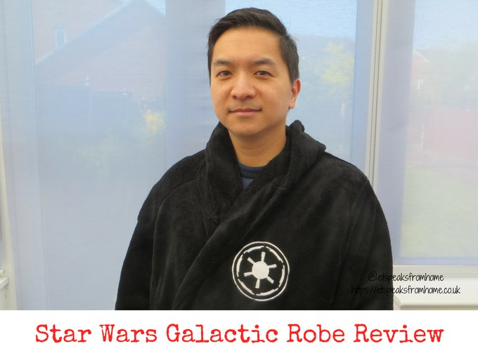 Star Wars Galactic Robe Review