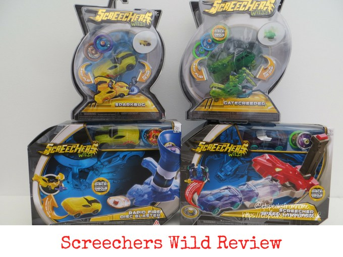 Screechers Wild Review