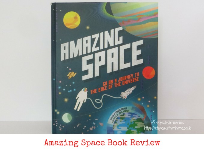 Amazing Space Book Review